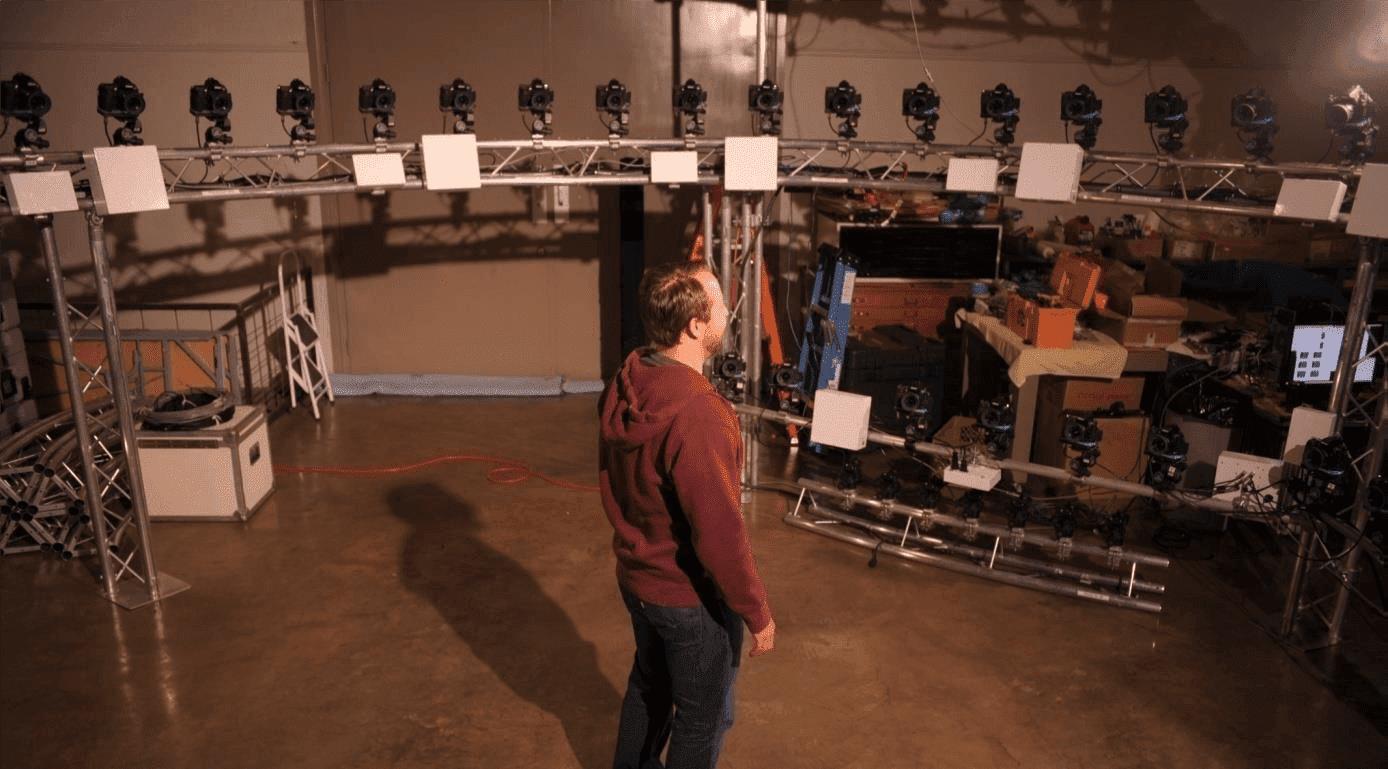 RIG - Système de caméras rigide