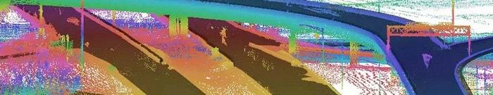 Descartes - Traitement performant en 3D des données non vectorielles