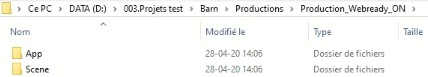 "T&A ContextCapture Trucs et Astuces  3MX - Ajouter les informations ""Web ready"" a posteriori"